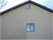 Before & After Vinyl Siding Cleaning